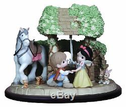 Precious Moments You Are My Wish Come True Limited Disney 123015brand New N Box