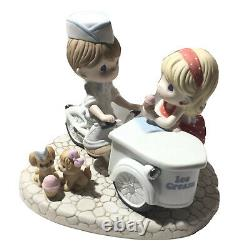 Precious Moments You Melt My Heart witho Box 2012 Limited Edition #257