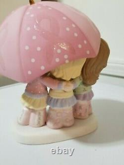 Precious moments Hope Always Brings Sunny Weather figurine. FREE SHIPPING
