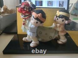 Precious moments rare figurines