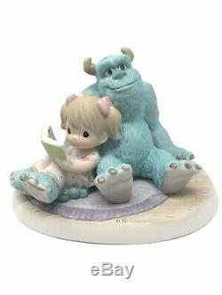 Preciuos Moments Disney Monsters Inc Snuggle Time