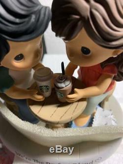 RARE 2019 Starbucks Singapore Precious Moments We're The Perfect Blend Figurine