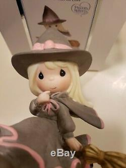 RARE HIGHLY SOUGHT Precious Moments (Wizard Of Oz) Witch Of The West #132013