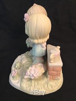 RARE Precious Moments Embraced In Your Love 2006 Figurine 630041 Figure Statue