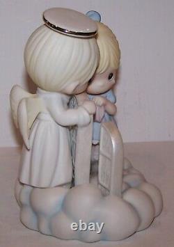 Rare Precious Moments Chapel #149014 No Tears Past The Gate 6 Figurine In Box