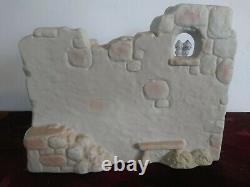 Set Of 2 RARE Precious Moments Nativity Wall Pieces 1981