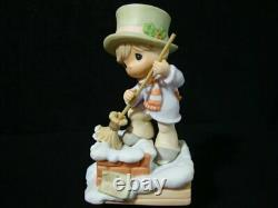 T Precious Moments-2000 Exclusive Collector Event Only Figurine SIGNED BY SAM
