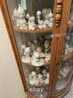Vintage Precious Moments Figurines Lot