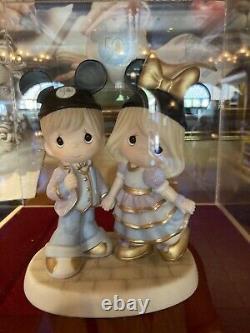 Walt Disney World 50th Anniversary Precious Moments Figurine