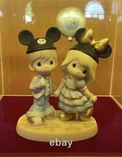 Walt Disney World 50th Anniversary Precious Moments Figurine 2021