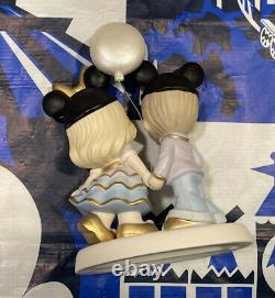 Walt Disney World 50th Anniversary Precious Moments Figurine New