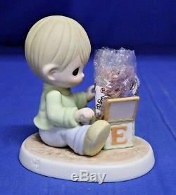 Wonderful Thing About Tigger Disney Pooh Precious Moments Figurine Signed 630037