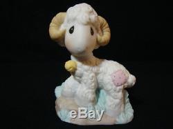 Yt Precious Moments-Rare Japanese Zodiac Exclusive Sheep-VERY RARE