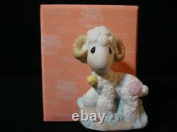 Za Precious Moments-Rare Japanese Zodiac Exclusive Sheep-VERY RARE